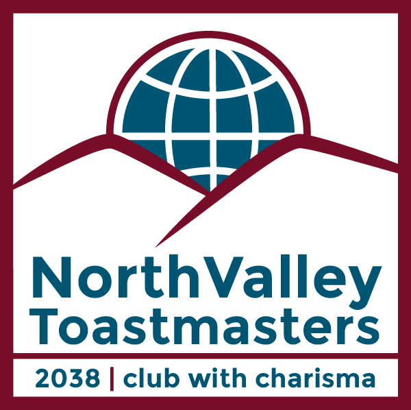 North Valley Toastmasters logo